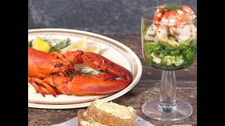 LIDL Deluxe Lobster Cocktail