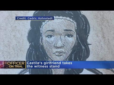 Girlfriend Of Philando Castile Testifies In Trial