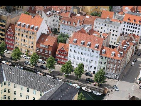 Video 07 8. juli 2016 København - Vor Frelsers Kirke, Udsigt fra tårnet