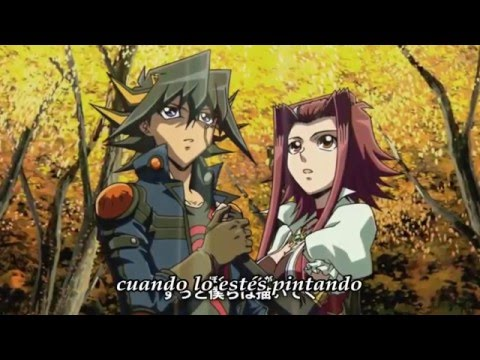 YUGIOH 5DS PLASTIC TREE FUTURE COLORS SUBTITULADO AL ESPAÑOL