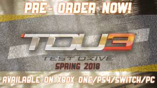 Test Drive Unlimited 3 (2018) Trailer (Xbox One/PS4/Switch/PC) [FAN MADE]