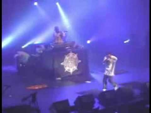 GangStarr - Above The Clouds LIVE