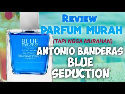 Review PARFUM MURAH (tapi Ngga Murahan) ANTONIO BANDERAS BLUE SEDUCTION