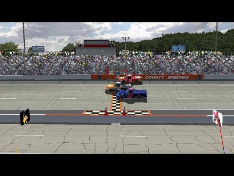NR2003 - Clean, Calculated Racing (SN'G RC Classic Truck Series)