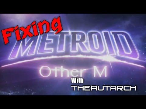 Fiery Joker Rant: Fixing Metroid Other M