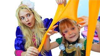 Принцесса НастяПлей - сборник историй для детей