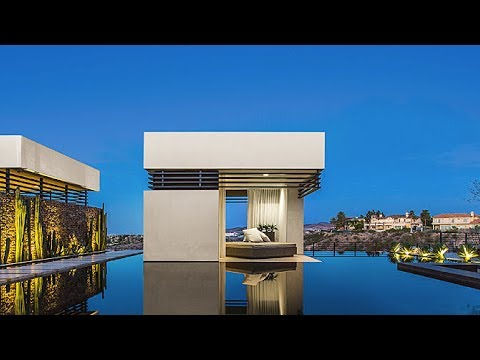 Ultra Modern Millions Dollar Luxury Home For Sale Seven Hills Henderson, Nevada
