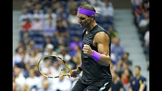 The Best Plays from Quarter-Finals of the US Open 2019