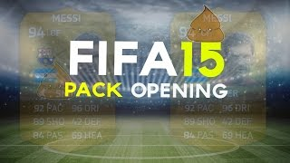 FIFA 15 | Pack Opening #1 | INSANE PULL HOLY SH*T!!