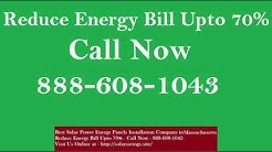 Best Solar Power (Energy Panels) Installation Company in Hopkinton Massachusetts MA