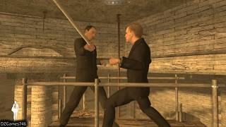 007: Quantum of Solace - All Bosses Fight (1080p)