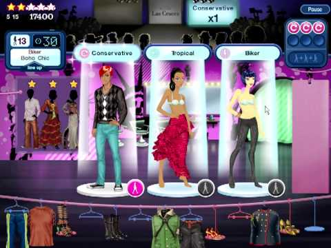 Who Made Jo Jo S Fashion Show Game