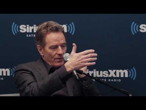 Bryan Cranston on acting in Power Rangers // SiriusXM // Entertainment Weekly