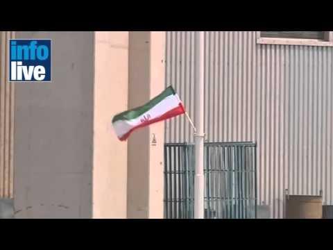 L'Iran construit de nouvelles centrifugeuses