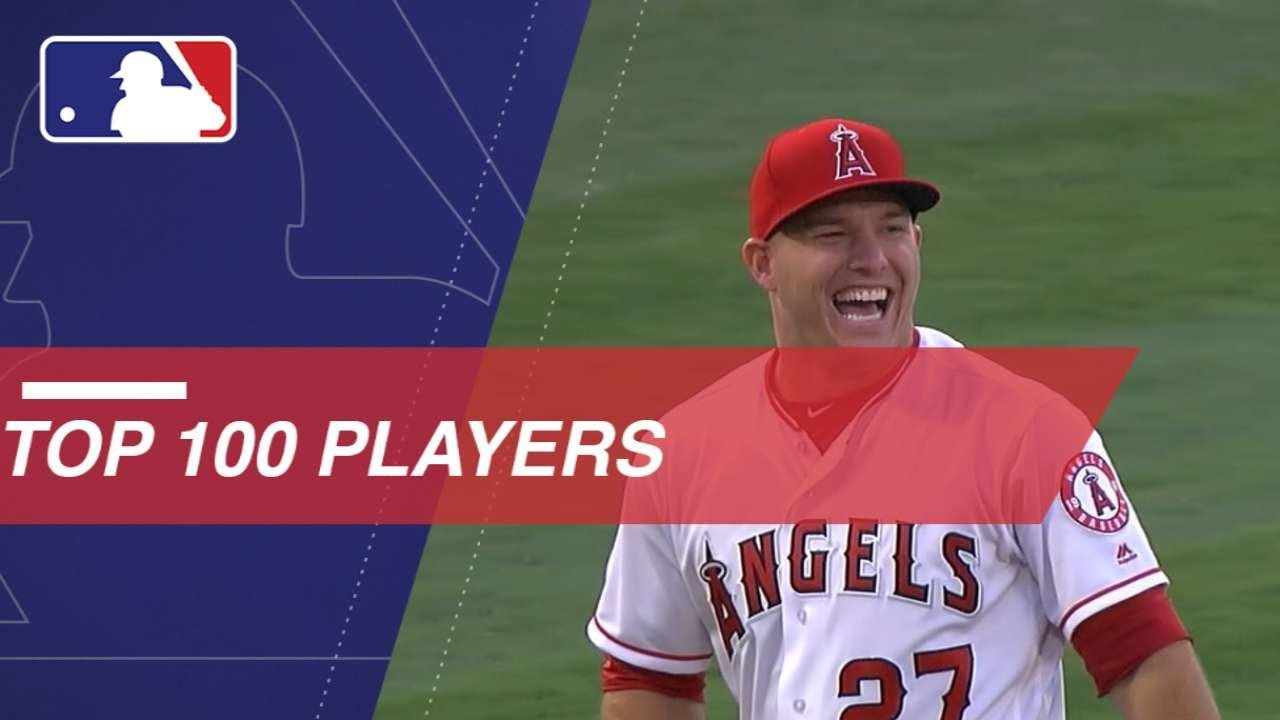 eb842532889fc MLB s Top 100 players - YouTube
