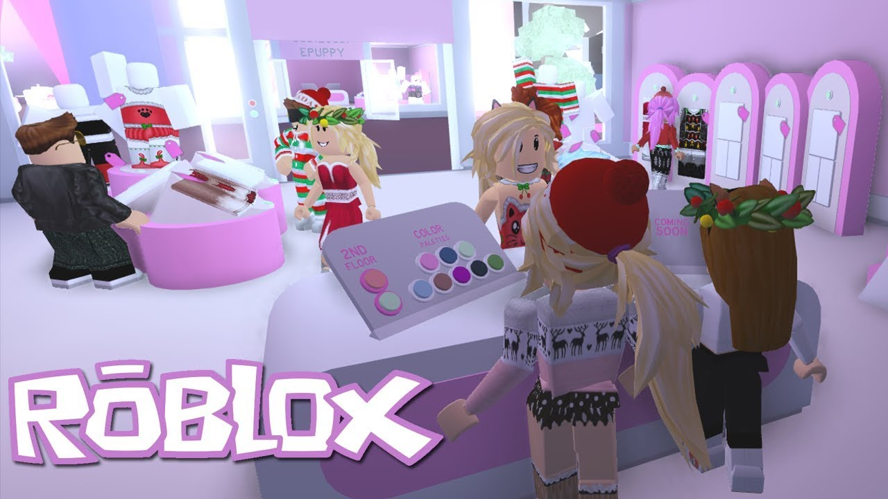 Roblox Grotty S Creator Mall Holidays Opening My Own