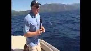 Huell Howser Drops a Flag in Tahoe