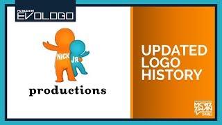 Nick Jr. Productions Updated Logo History | Evologo [Evolution of Logo]