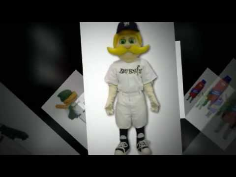 Baseball Mascot Costumes by Olympus Group & Baseball Mascot Costumes by Olympus Group - YouTube
