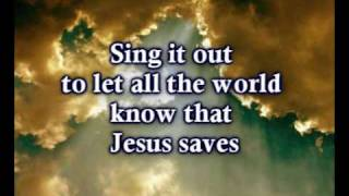 Jesus Saves - Jeremy Camp - Worship Video w/lyrics