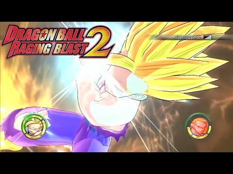 SO MANY BEAM CLASHES!! - Until I RAGE: Dragon Ball Raging Blast 2 #3