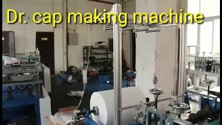 Dr.cap/head cover making machine 9582687687