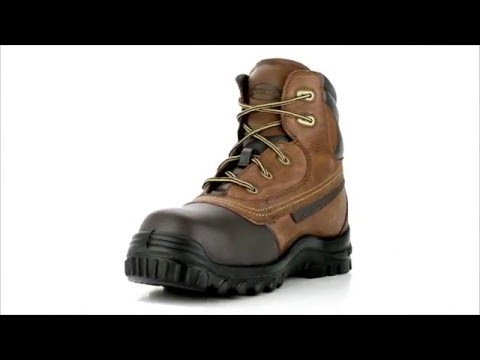 Men's Iron Age Steel Toe Work Boots IA5501 @ Steel-Toe-Shoes.com
