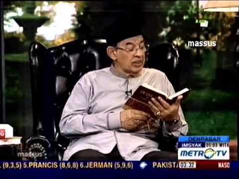 1433H Surat #9 At Taubah Ayat 73-89 - Tafsir Al Mishbah MetroTV 2012