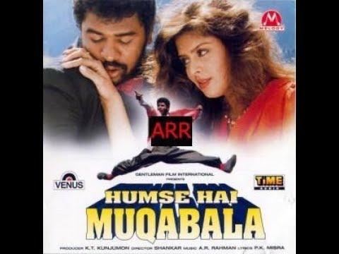 Mukabala Hindi Karoake With Lyrics