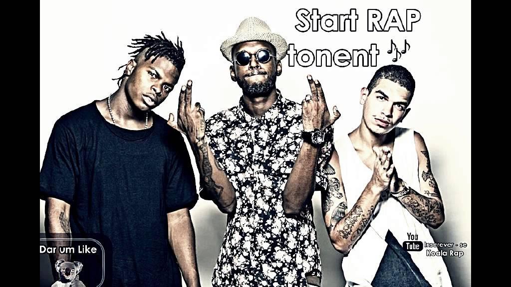 start rap tonent