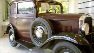 Bilen i focus - Opel P4