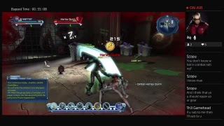 (SUBSCRIBE it takes a few seconds)DCUO CR 40 Hype