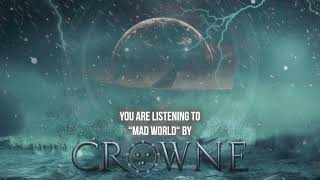 "Crowne (ft. Alexander Strandell, Jona Tee, John Levén, Kicken) – ""Mad World"" – Official Audio"