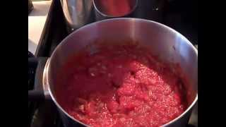 Marinara Sauce - Thick And Easy