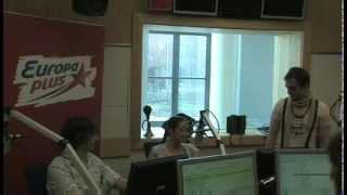 Нюша - Радио Europa plus, Бригада У, 17.04.12