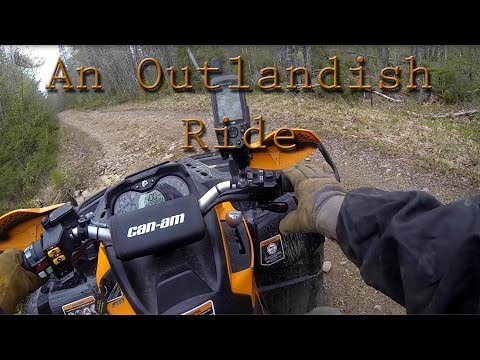An Outlandish Ride