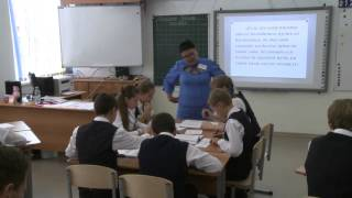 Урок русской литературы, Доржу_А.Ч., 2014