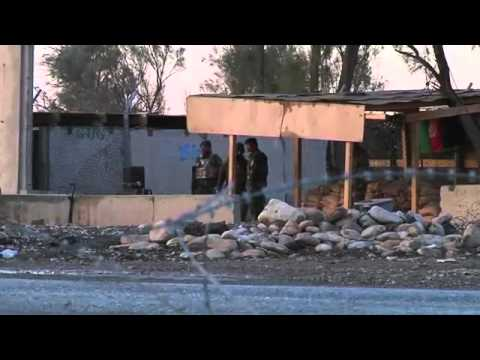Taliban attack Kandahar airport