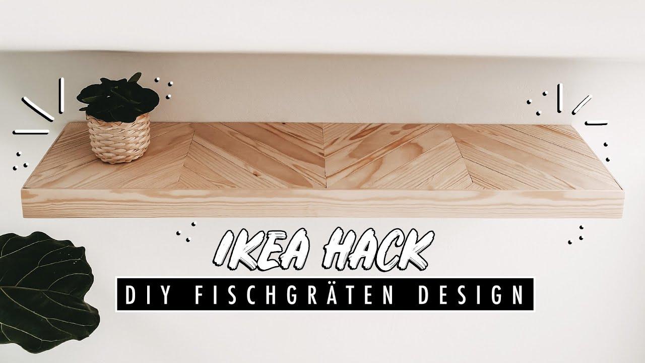 Diy Ikea Hack Im Boho Look Gunstiges Lack Regal Upcycling Easy