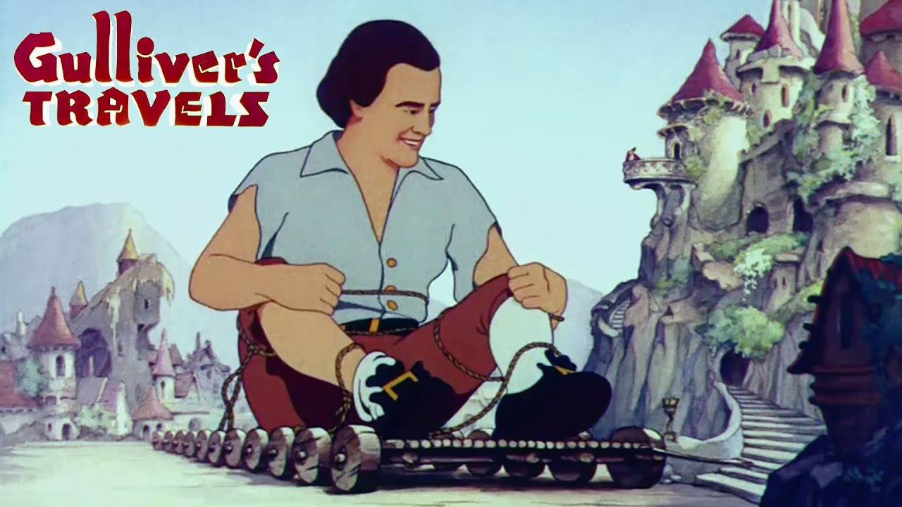 gulliver s travels film review Gulliver's travels a classic ready-made for the era of big-budget 3d pics gets the least classy treatment imaginable.