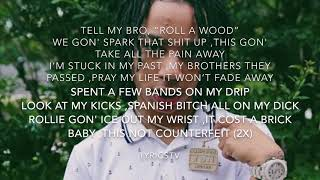 Ybn Nahmir- Pain Away Ft. Ybn Cordae (LYRICS)