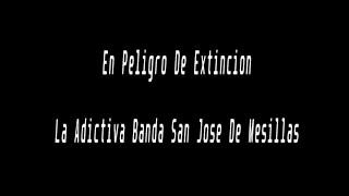 Karaoke - En Peligro De Extincion - La Adictiva Banda San Jose De Mesillas