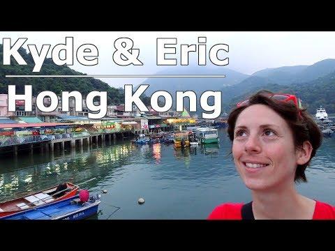 Hong Kong! | Lamma Island & The Best BBQ Buns In The World