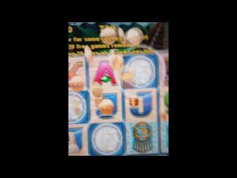Sun and Moon Slot machine Bonus Mystic Lake Casino