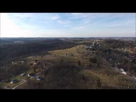 Fight around upper Canonsburg Pennsylvania