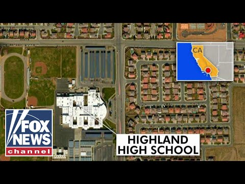 Reports of school shooting in Palmdale, California
