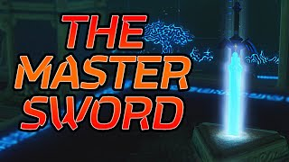 Forged in Gaming: The Master Sword
