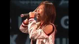 Nao Nagasawa's performance at Girl's BOX Autumn Live.