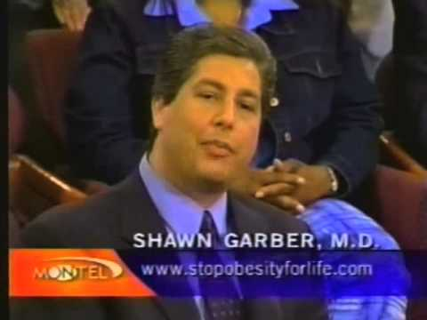 See Dr. Shawn Garber on The Montel Williams Show with Carnie Wilson discussing Gastric Bypass