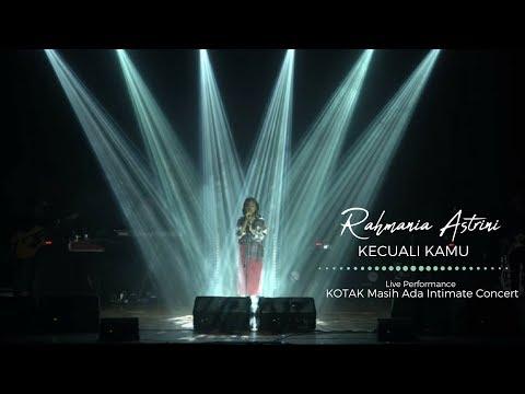 Kotak - Kecuali Kamu | Cover By Rahmania Astrini (Live @ Kotak Masih Ada Intimate Concert)
